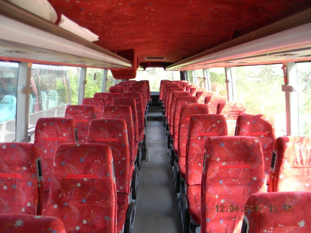 Автобуси под наем 51+1 места