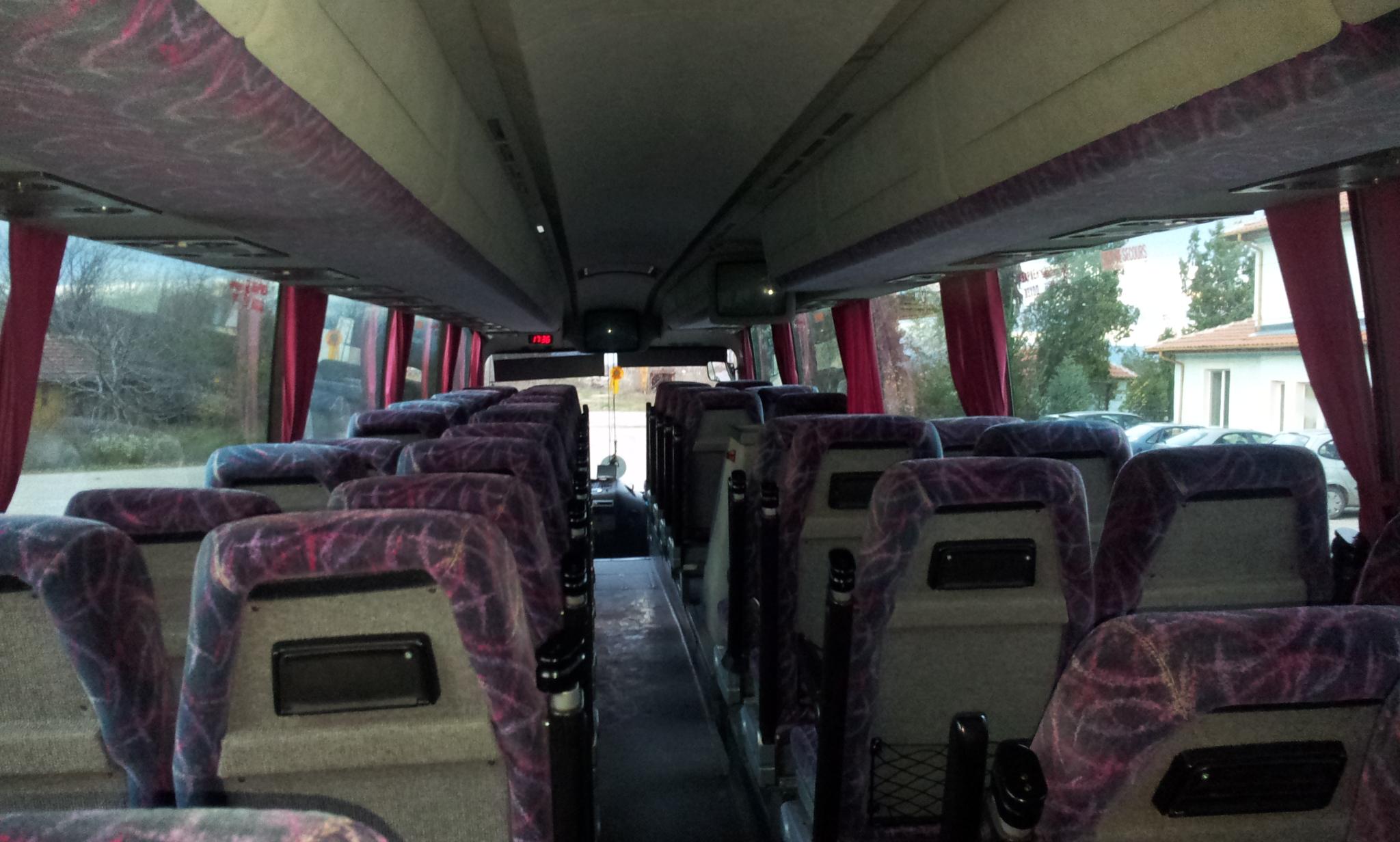 Пътнически превози