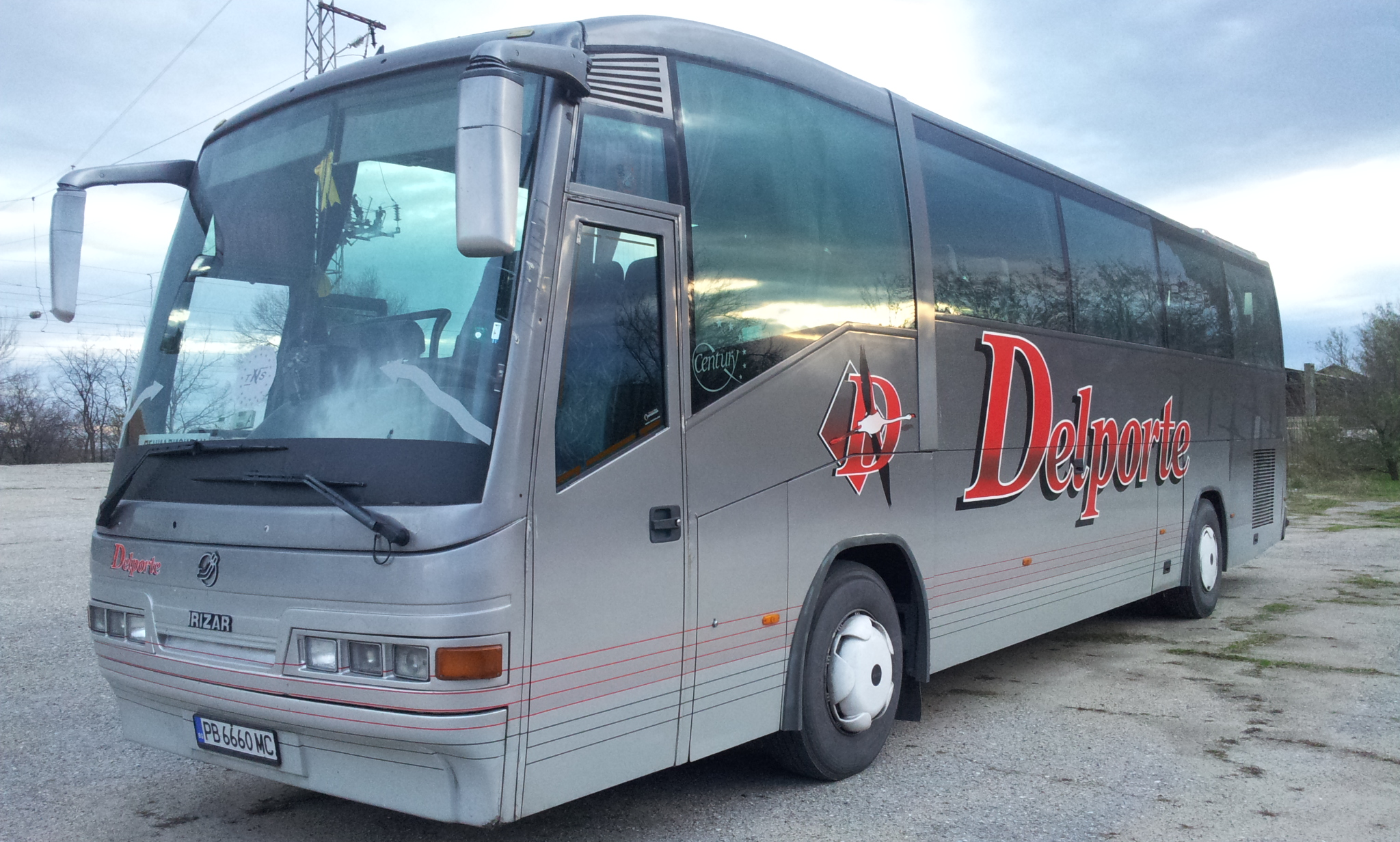 Туристически автобус Скания 50 места